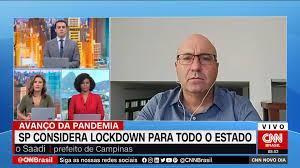 Com 97% de ocupação de leitos, prefeito de Campinas vê 'pré-colapso'