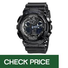 the best tactical survival watches survival gear experts casio g shock analog digital dial black resin mens watch ga100cf 1a