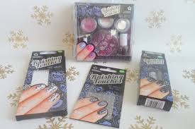 flutter and sparkle: Finishing Touches nail art supplies from ...