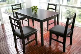 4 Person Kitchen Table Kitchen 4 Person Kitchen Table With Black Kitchen Table Set