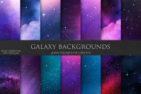 Galaxy Design Galaxy Space And Stars Backgrounds