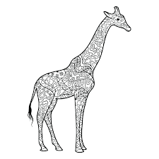 Giraffe Printable Giraffe Coloring Pages Printable Giraffe Coloring