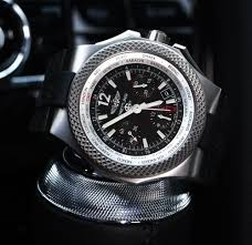 Bentley Gmt Light Body B04 Midnight Carbon Car Watch Review Bentley Mulsanne Speed Breitling For