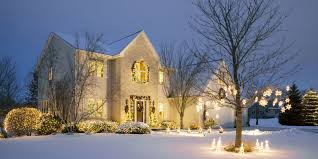 christmas exterior lighting ideas. Beautiful Christmas 20 Outdoor Christmas Light Decoration Ideas Outside Tree Lighting Lights  Display Pictures Galle Full Size To Exterior