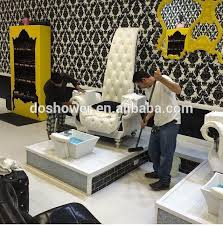 Luxury And Cheap Queen Chair Manicure Chair Nail Salon Furniture