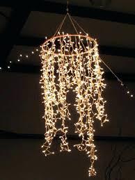 fake crystal chandeliers fun lighting ideas for teens how to make a chandelier how to fake crystal chandeliers
