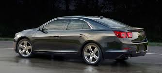 2014 Chevrolet Malibu Reviews and Rating | Motor Trend