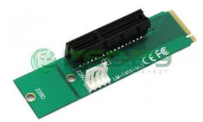 <b>Аксессуар Адаптер Espada Riser</b> Card M2 to PCI-e x4 EM2-PCIE ...