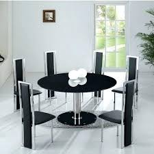 round black glass dining table and chairs round glass dining table and chairs black glass round dining table stowaway 4 chairs