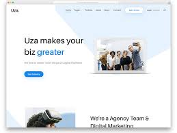 Bootstrap Website 15 Best Free Multipurpose Website Templates 2019 Uicookies