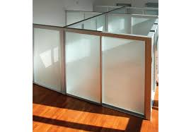 free standing glass office partitions