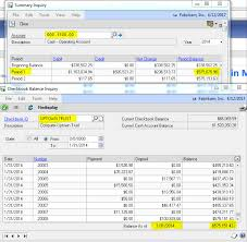 Bank Statement Reconciliation In Ms Dynamics Gp Checkbook