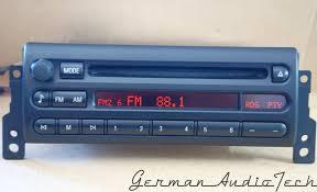 mini cooper radio
