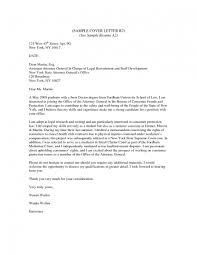 Sample General Cover Letters Jantaraj Intended For Example Letter