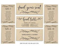 Best Wedding Seating Chart Seating Charts For Weddings Template Jennifermccall Me