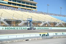 Nascar Homestead Speedway Seating Chart Monster Energy Nascar Cup Series Drivers Test At Homestead