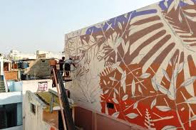 wall painting artists in hyderabad