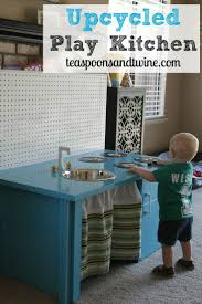 Upcycled Kitchen 17 Best Images About Upcycling Play Kitchens On Pinterest Stove