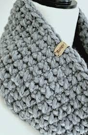 Crochet Cowl Pattern Chunky