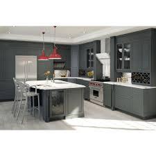 Home Depot Kitchen Furniture Eurostyle 18x345x245 In Buckingham 4 Drawer Base Cabinet In