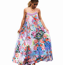 African Print Designs 2018 Fy 2018 Amazon Beach Lady Sexy Backless Maxi Fancy Long Dresses Women African Print Dress Designs Dr7721 Buy African Print Dress Designs Long