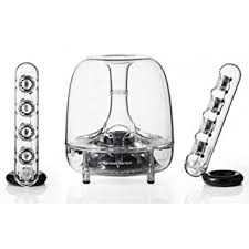 harman kardon soundsticks. harman kardon soundsticks iii 2.1 channel multimedia speaker system with subwoofer s