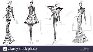 Clothes Design Sketch Model Sketch Model Fashion Designer Contoh Soal Dan Materi