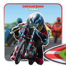 indonesian drag bike street racing