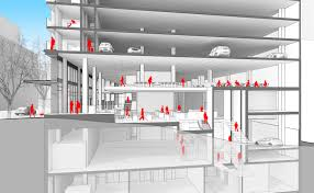 Design office space dwelling Small Architects Are Designing Parking Garages That Can Convert Into Housing Wired Optampro Architects Are Designing Parking Garages That Can Convert Into