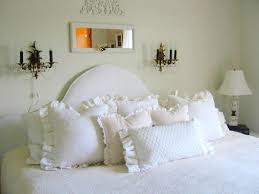Shabby Chic Decor For Bedroom Bedroom Shabby Chic Bedroom Decorating Ideas With Ivory