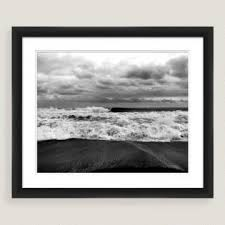 crashing in framed shadowbox wall art on wall art black and white photography with photography world market