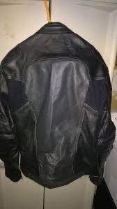 men s bilt leather motorcycle jacket size 40 small