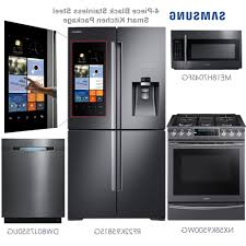 Warehouse Kitchen Appliances Kitchen Stainless Steel Kitchen Appliance Package Throughout