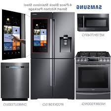 Warehouse Kitchen Appliances Kitchen Stainless Steel Kitchen Appliance Package Throughout