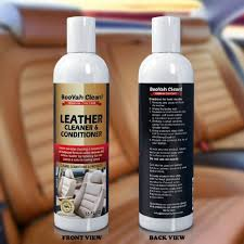 Best Leather Cleaner And Conditioner For Sofa