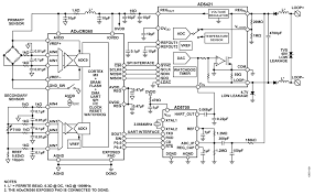 cn0267 circuit note analog devices 4 ma to 20 ma loop powered field instrument hart interface simplified schematic all connections and decoupling not shown