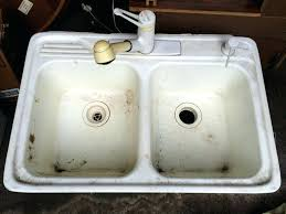 how to clean corian countertop cleaning sinks double sink with faucet just needs to be cleaned