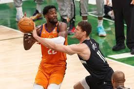 Deandre Ayton says NBA Finals run is ...