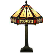 sku forh1150 six sided style stained glass table lamp is also sometimes listed under the following manufacturer numbers jtdy12t22