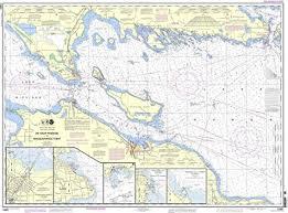 Amazon Com Noaa Chart 14881 Detour Passage To Waugoshance