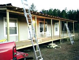porch roof plans construction gable hip a frame shed cover screened