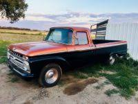 1966 Mercury M100 Restomod Done to a high standard - Mackee Auctions