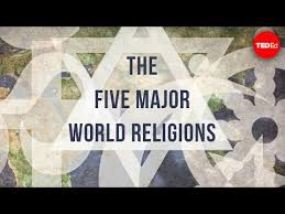 World Religions Chart Worksheet Answers The Five Major World Religions Video Khan Academy