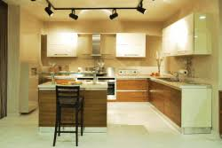 track lighting for kitchens. Track Lighting Shone Onto Cabinets For Kitchens R
