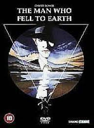 The Man Who Fell To Earth (DVD, 2002) for sale online | eBay