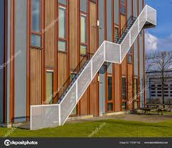 Sustainable office building Contemporary Architecture Wooden Sustainable Office Building Stock Photo Depositphotos Wooden Sustainable Office Building Stock Photo Creativenature