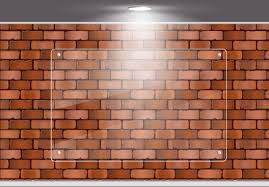 old brick wall free vector 3