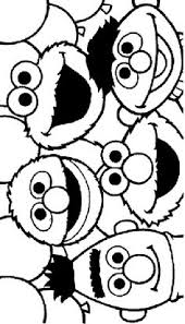 sesame street coloring pages. Fine Pages Sesame Street Coloring Pages 28 On D