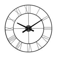 large metal clock kmart