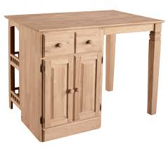 Amish Furniture Kitchen Island Unfinished Kitchen Island 48 X 32 X 36h Built Wwwc8b